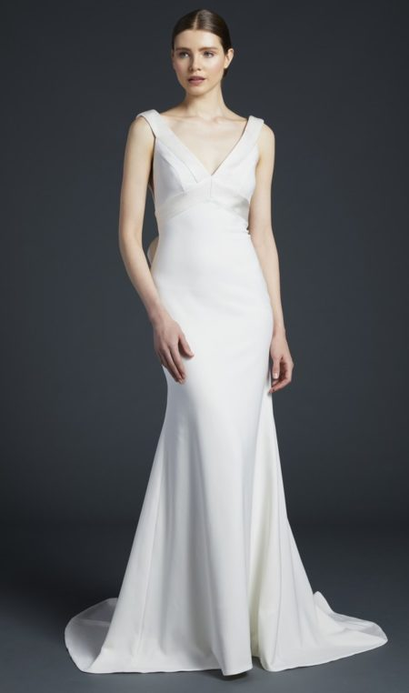 Baird Wedding Dress from the Anne Barge Fall 2019 Bridal Collection