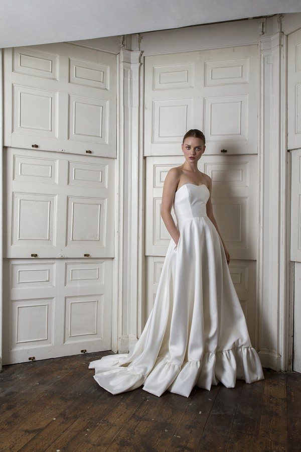 Breeze Dress from the Halfpenny London The Air That We Breathe 2019 Bridal Collection