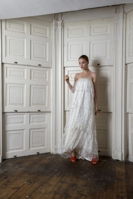 Camden Dress from the Halfpenny London The Air That We Breathe 2019 Bridal Collection