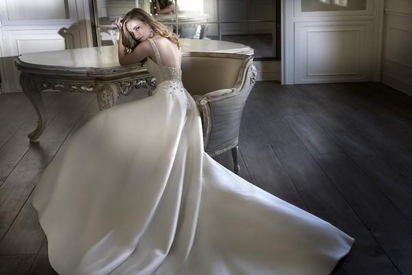 Caroline Castigliano The Power of Love 2019 Bridal Collection - Society Girl Dress