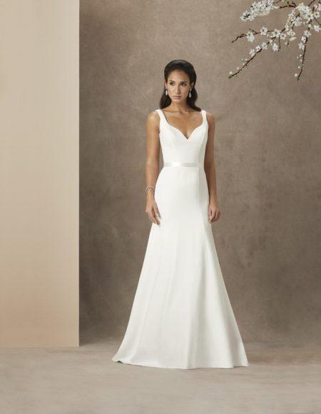 Celia Wedding Dress from the Caroline Castigliano The Power of Love 2019 Bridal Collection
