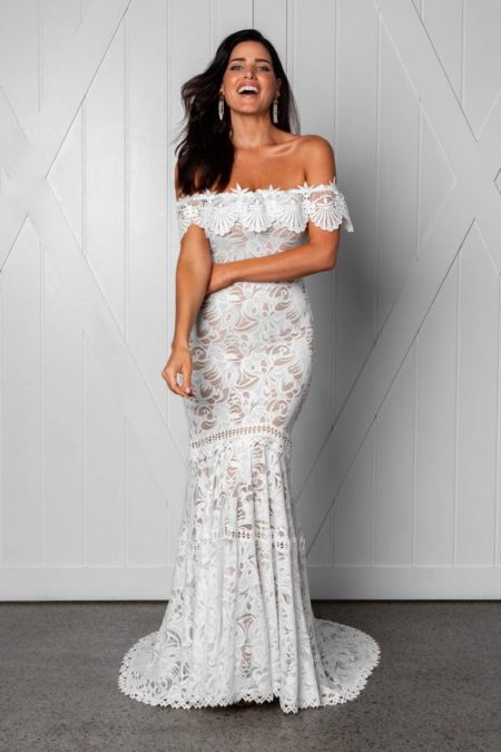 Cien Wedding Dress from the Grace Loves Lace Icon 2018 Bridal Collection