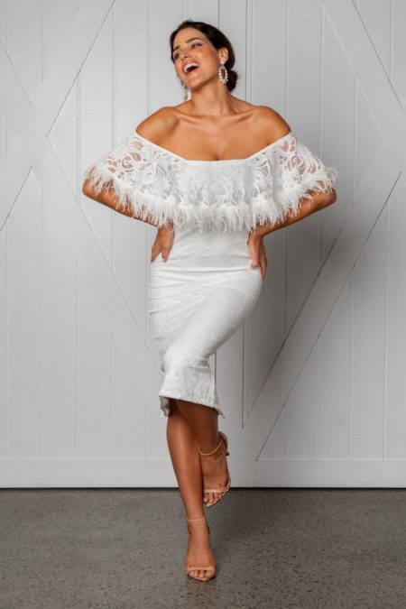 Dominga Wedding Dress from the Grace Loves Lace Icon 2018 Bridal Collection