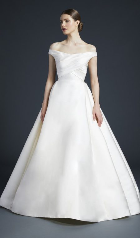 Ellis Wedding Dress from the Anne Barge Fall 2019 Bridal Collection