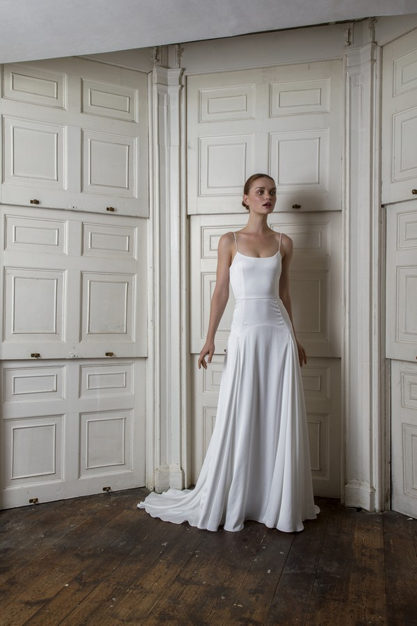 Finsbury Dress from the Halfpenny London The Air That We Breathe 2019 Bridal Collection