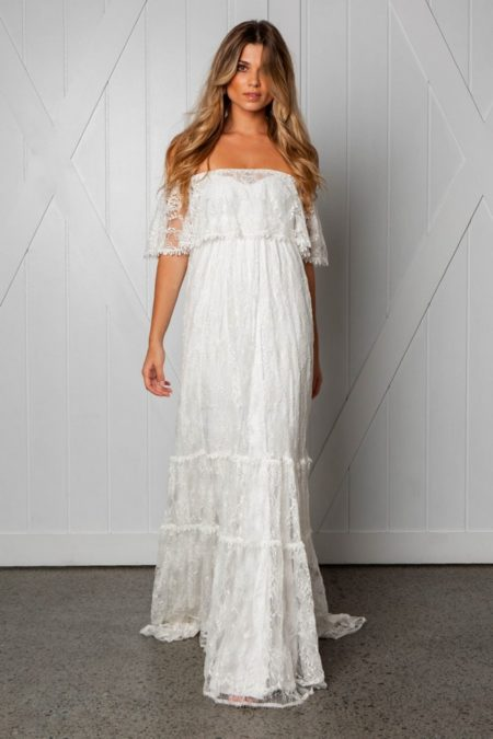 Franca Wedding Dress from the Grace Loves Lace Icon 2018 Bridal Collection