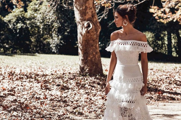 Grace Loves Lace Icon 2018 Bridal Collection - Coco Dress