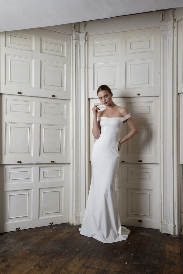 Harbour Dress from the Halfpenny London The Air That We Breathe 2019 Bridal Collection