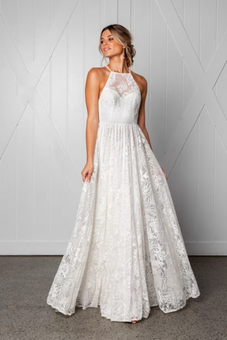 Harri Wedding Dress from the Grace Loves Lace Icon 2018 Bridal Collection