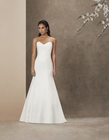 Kate Wedding Dress from the Caroline Castigliano The Power of Love 2019 Bridal Collection