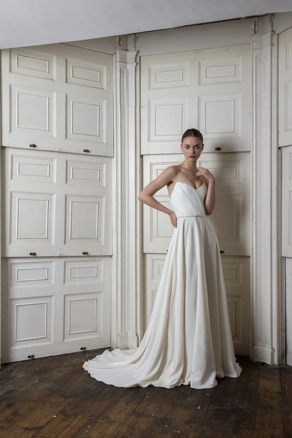 Ladbroke Corset and Skirt from the Halfpenny London The Air That We Breathe 2019 Bridal Collection