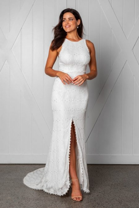 Leon Wedding Dress from the Grace Loves Lace Icon 2018 Bridal Collection