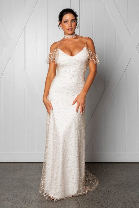 Marloe Wedding Dress from the Grace Loves Lace Icon 2018 Bridal Collection