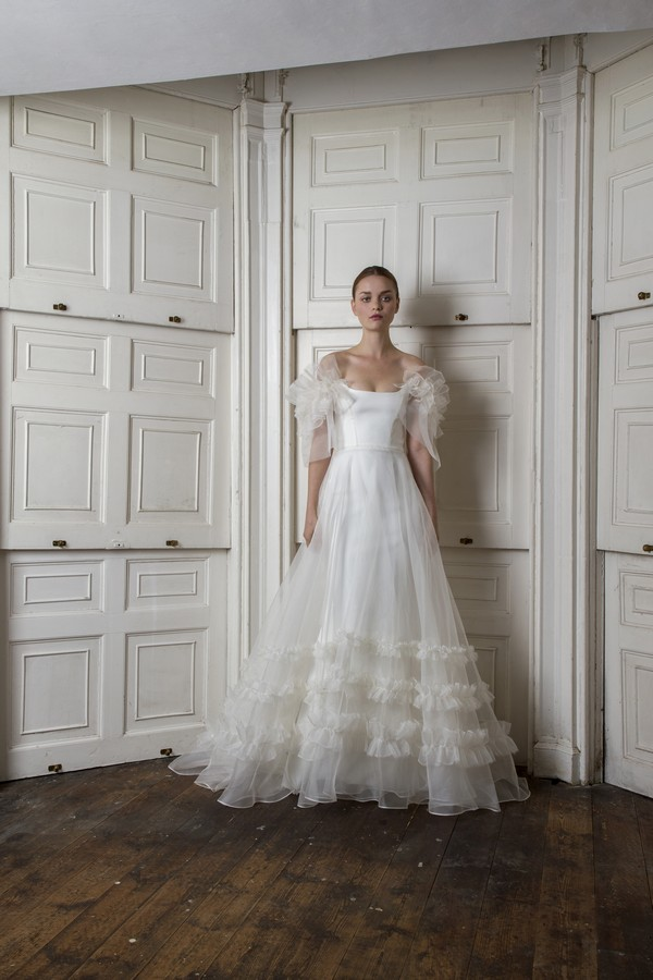 Mayfair Dress from the Halfpenny London The Air That We Breathe 2019 Bridal Collection