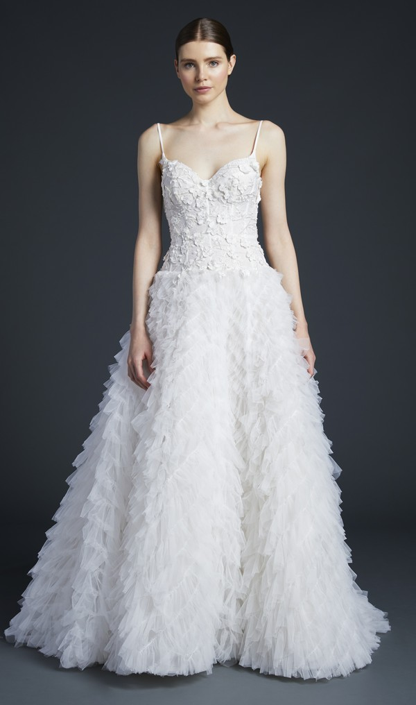 Paxton Wedding Dress from the Anne Barge Fall 2019 Bridal Collection