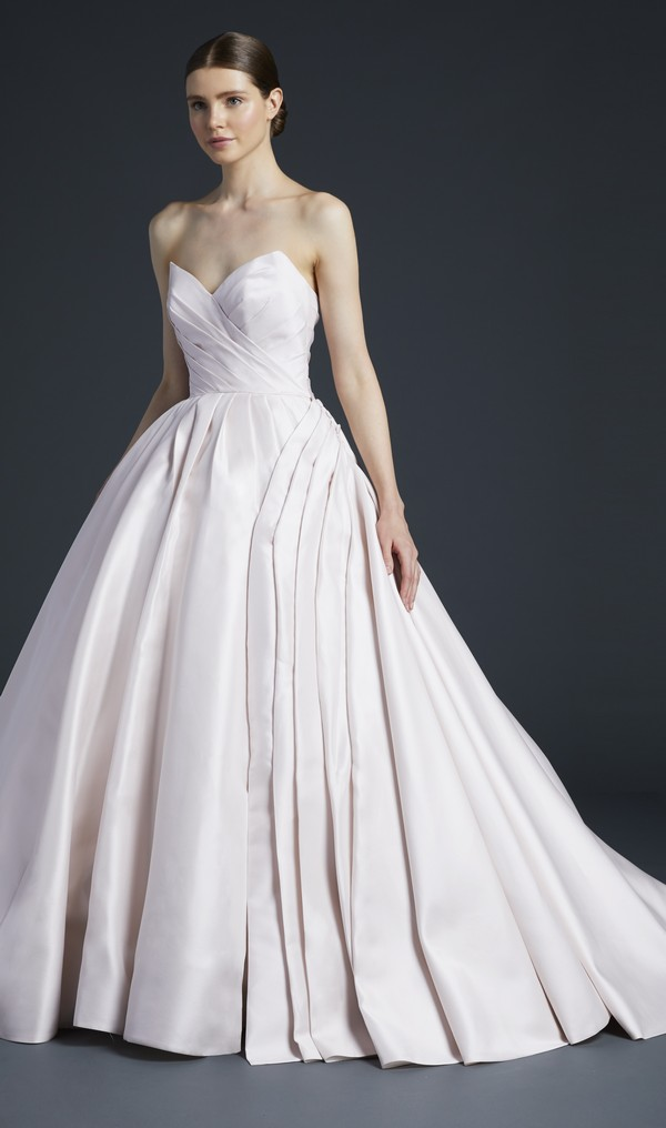 Romero Wedding Dress from the Anne Barge Fall 2019 Bridal Collection