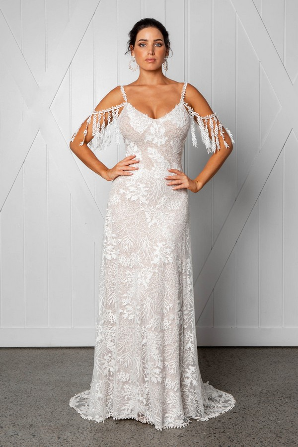 Sol Wedding Dress from the Grace Loves Lace Icon 2018 Bridal Collection