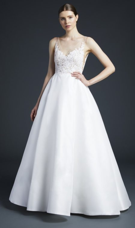 Sullivan Wedding Dress from the Anne Barge Fall 2019 Bridal Collection