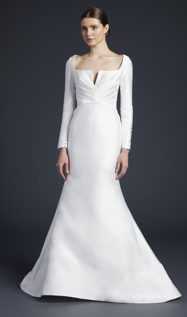 Windsor Wedding Dress from the Anne Barge Fall 2019 Bridal Collection