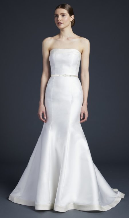 Wren Wedding Dress from the Anne Barge Fall 2019 Bridal Collection
