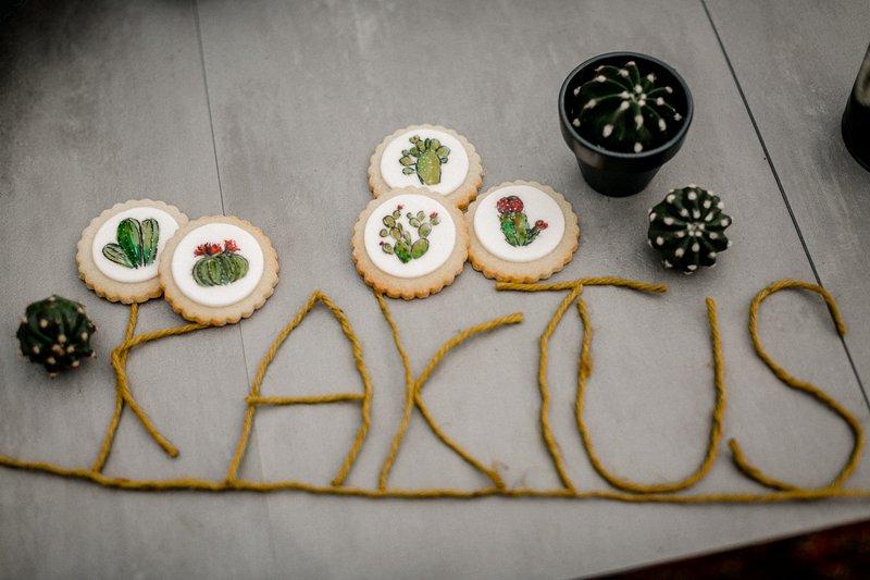 Kaktus spelt in string