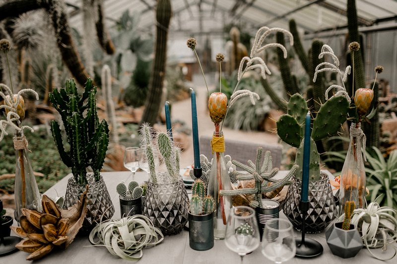 7 - Cactus Wedding Styling with a Rock 'n' Roll Vibe