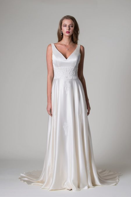 Avery Wedding Dress from the MiaMia Beautiful You 2019 Bridal Collection
