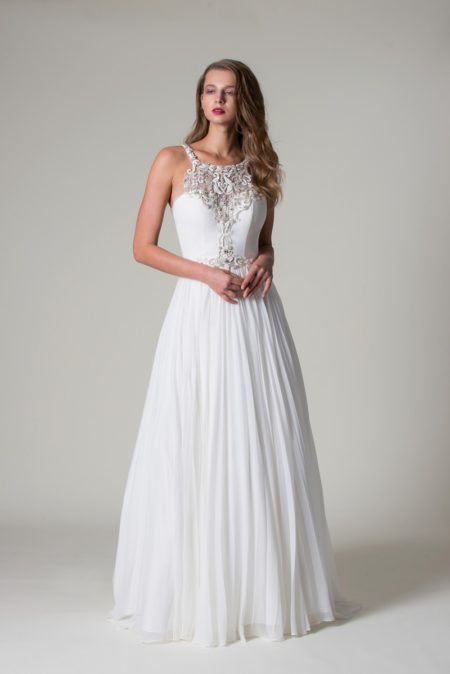 Brooklyn Wedding Dress from the MiaMia Beautiful You 2019 Bridal Collection