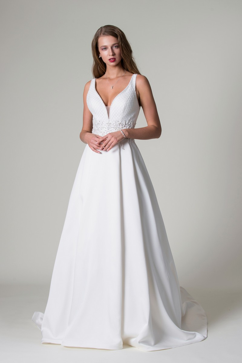 Callas Wedding Dress from the MiaMia Beautiful You 2019 Bridal Collection