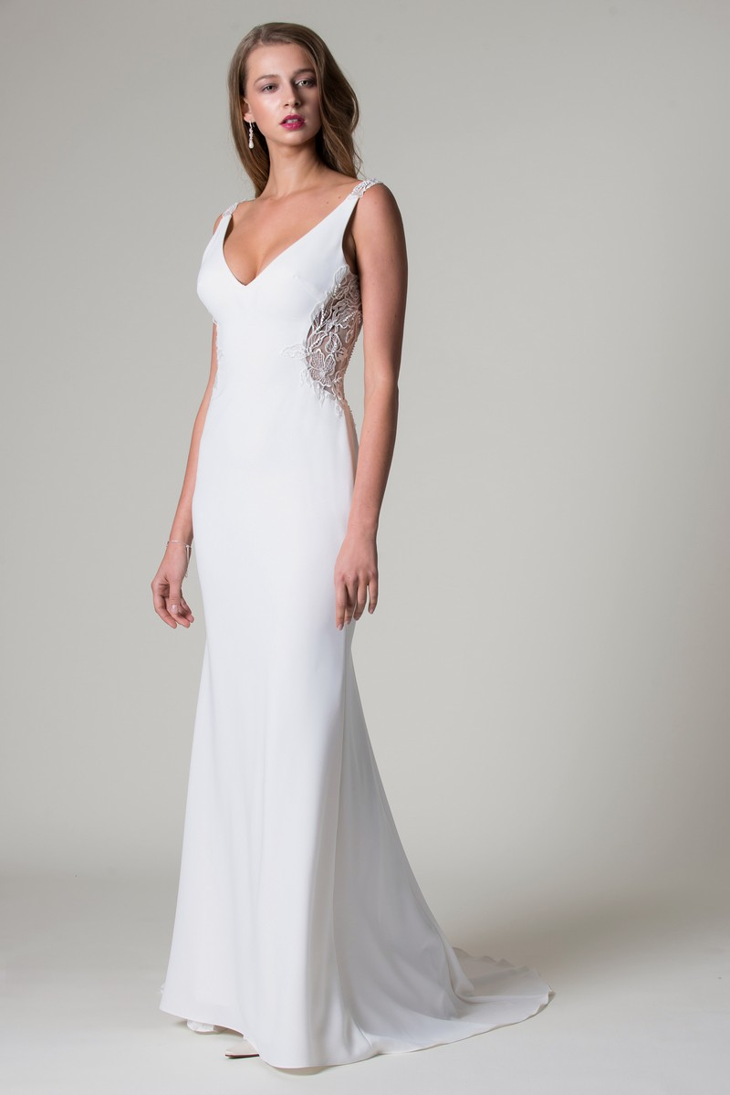 Cassidy Wedding Dress from the MiaMia Beautiful You 2019 Bridal Collection