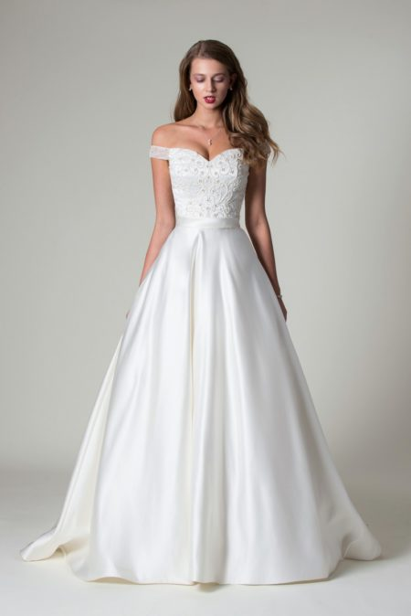 Clara Wedding Dress from the MiaMia Beautiful You 2019 Bridal Collection