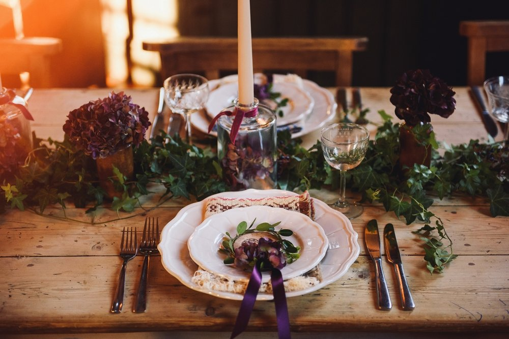 Cosy Hygge Wedding Styling Inspiration