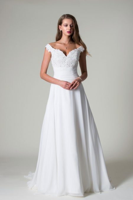 Hermia Wedding Dress from the MiaMia Beautiful You 2019 Bridal Collection