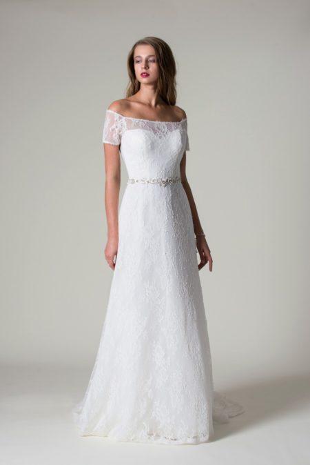 Kalliista Wedding Dress from the MiaMia Beautiful You 2019 Bridal Collection