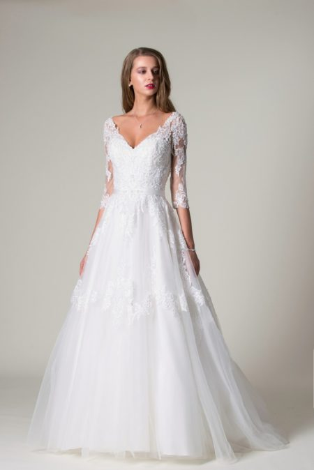 Madigan Wedding Dress from the MiaMia Beautiful You 2019 Bridal Collection