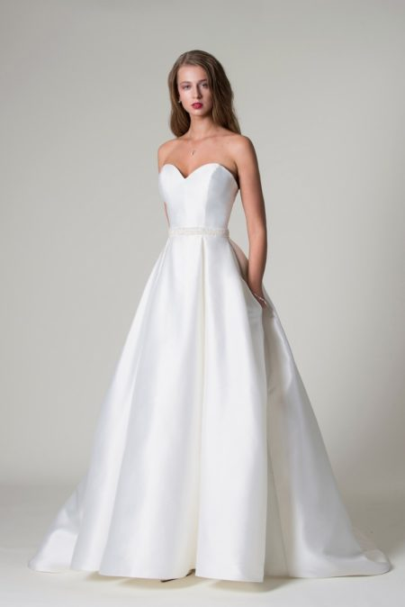 Maisie Wedding Dress from the MiaMia Beautiful You 2019 Bridal Collection