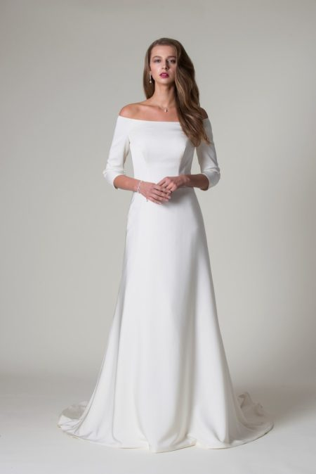 Myla Wedding Dress from the MiaMia Beautiful You 2019 Bridal Collection