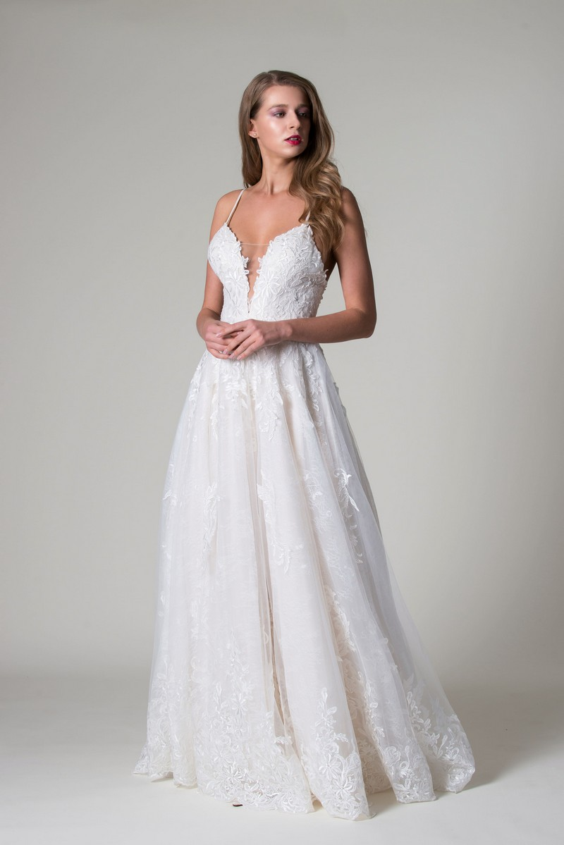 Reeve Wedding Dress from the MiaMia Beautiful You 2019 Bridal Collection