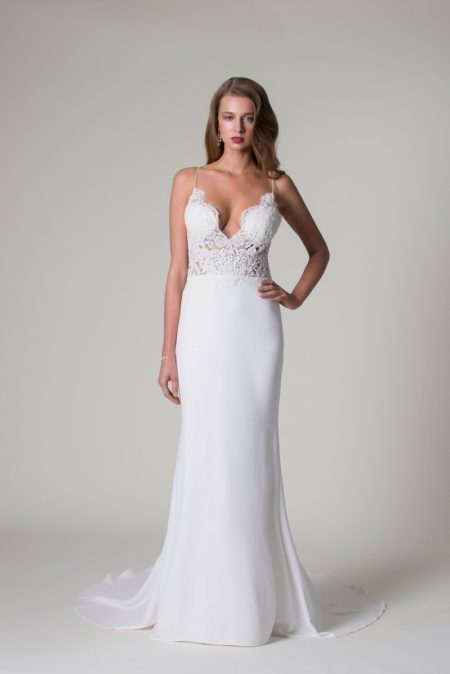 Riana Wedding Dress from the MiaMia Beautiful You 2019 Bridal Collection