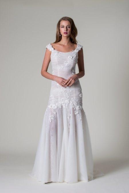 Rosalia Wedding Dress from the MiaMia Beautiful You 2019 Bridal Collection