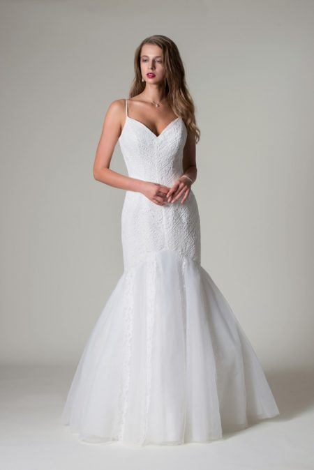 Santana Wedding Dress from the MiaMia Beautiful You 2019 Bridal Collection