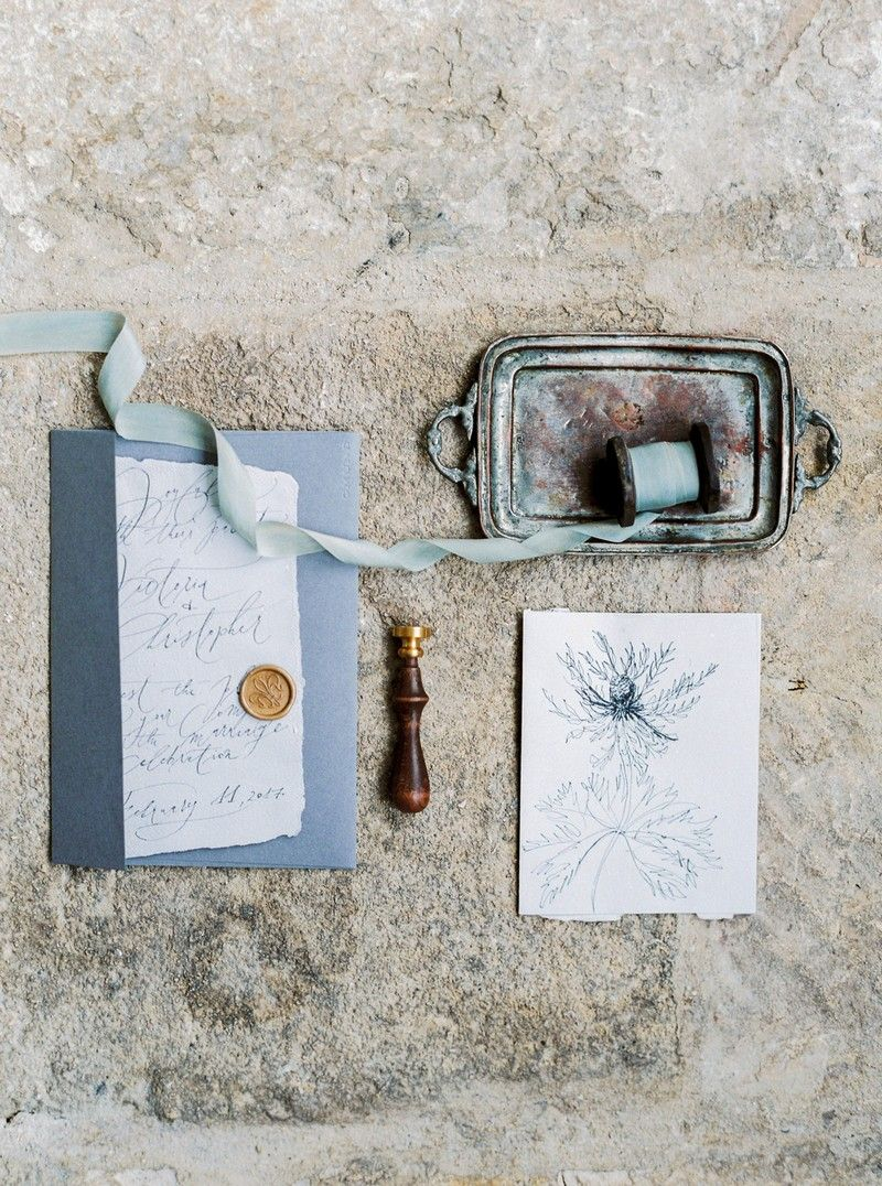 Note and wax seal press