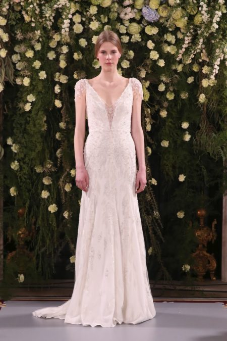 Alba Wedding Dress from the Jenny Packham 2019 Bridal Collection