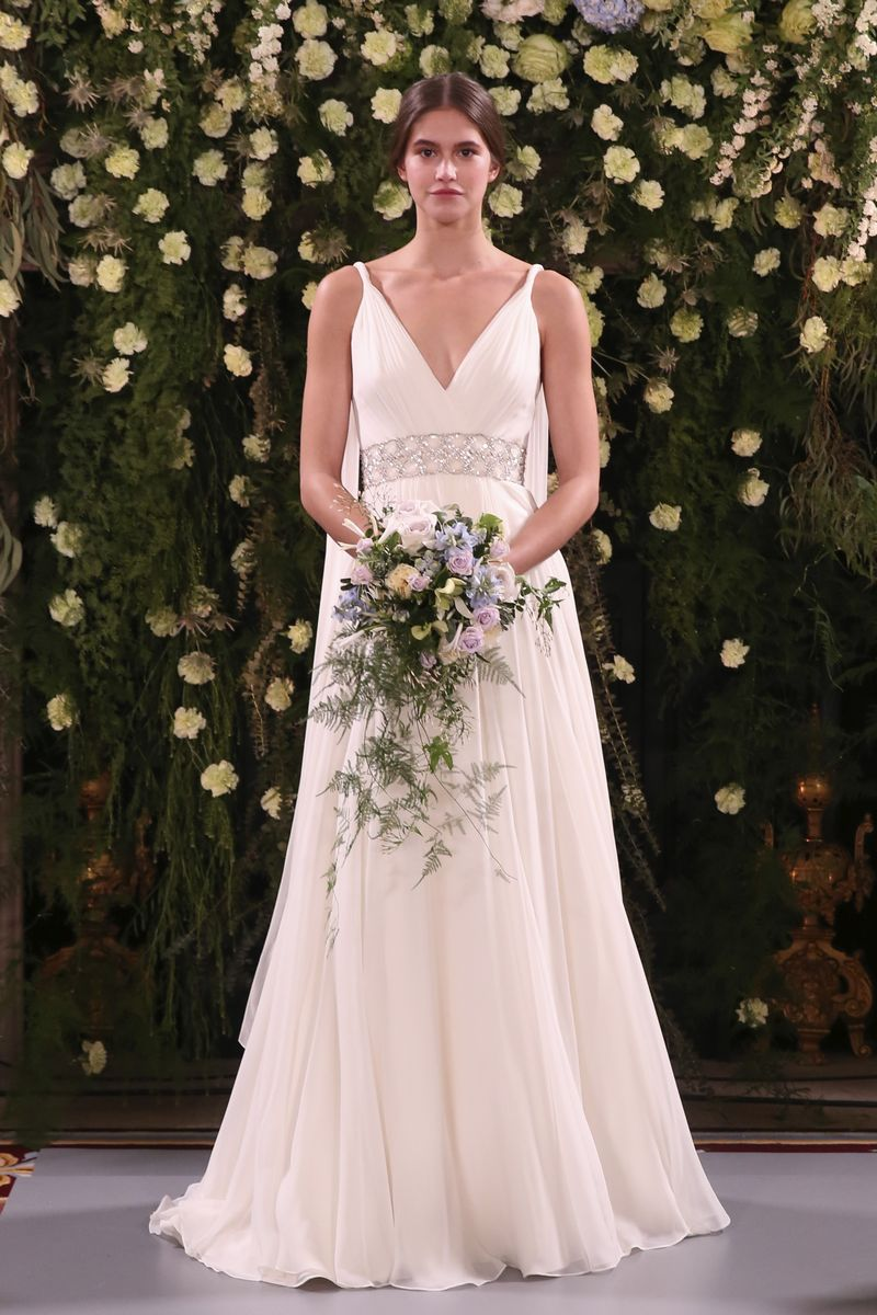 Angelica Wedding Dress from the Jenny Packham 2019 Bridal Collection