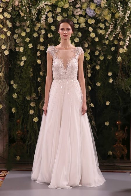 Bluebell Wedding Dress from the Jenny Packham 2019 Bridal Collection