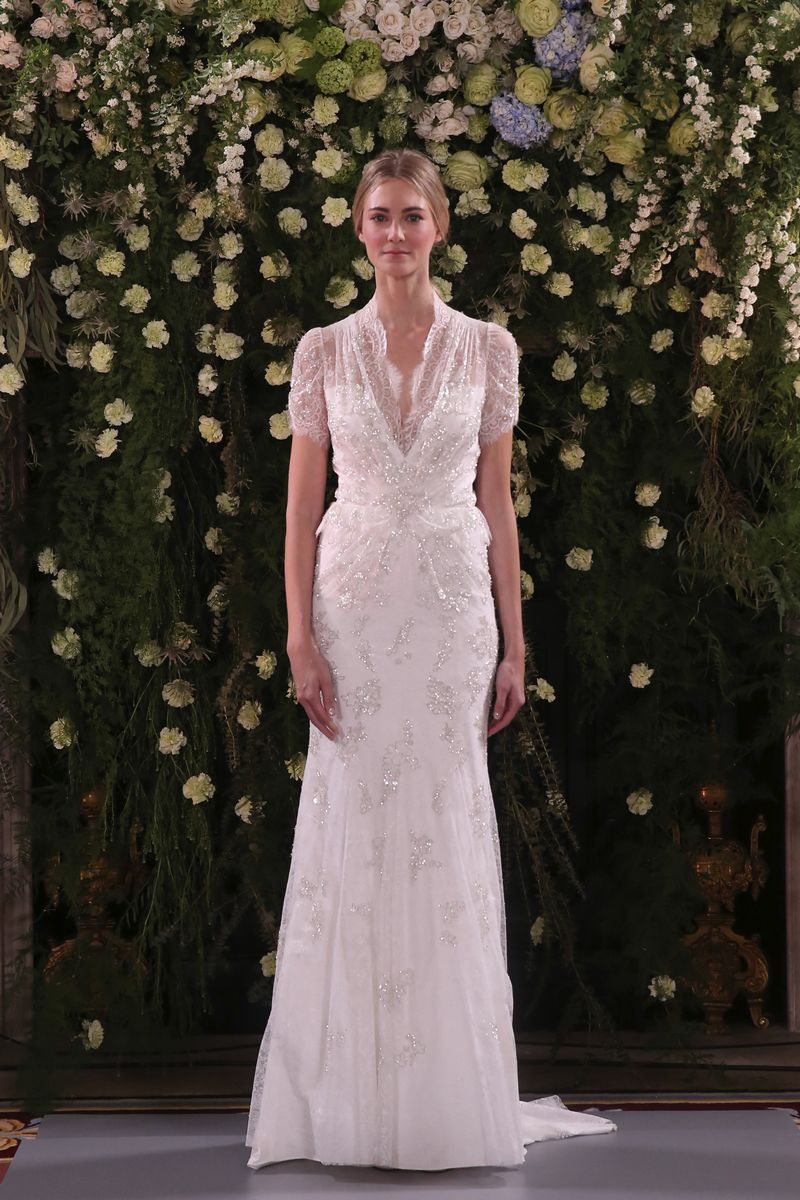 Dahlia Wedding Dress from the Jenny Packham 2019 Bridal Collection