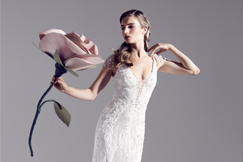 Jenny Packham 2019 Bridal Collection - Alba Dress