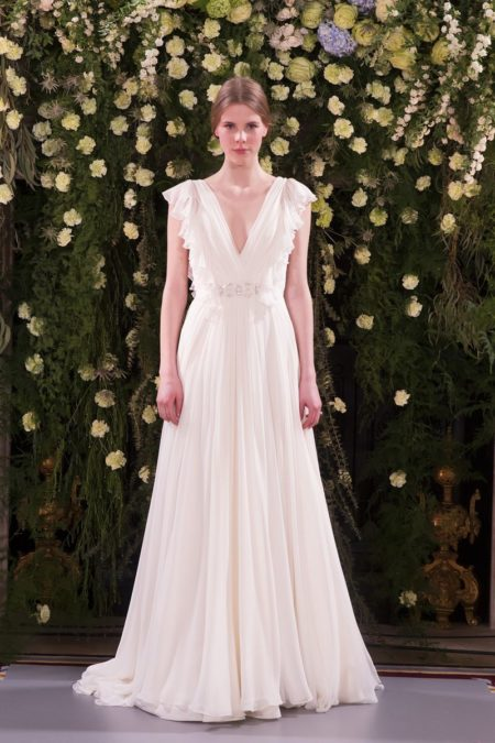 Julia Wedding Dress from the Jenny Packham 2019 Bridal Collection