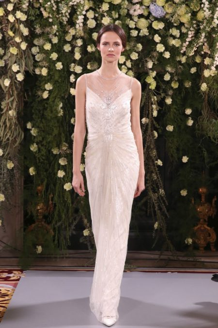 Millie Wedding Dress from the Jenny Packham 2019 Bridal Collection
