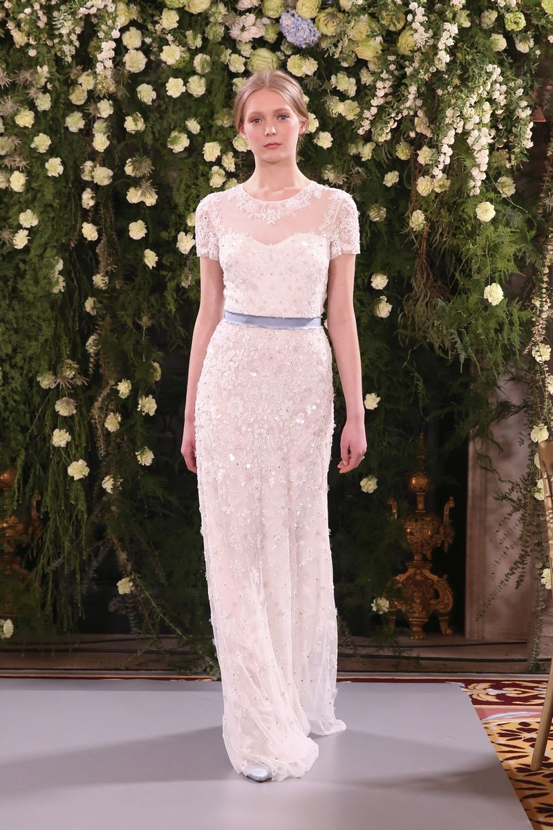 Primrose Wedding Dress from the Jenny Packham 2019 Bridal Collection